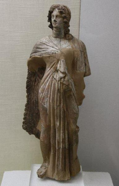 Zone, Figurine of a lady