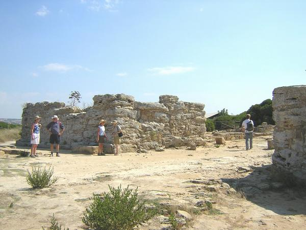 Motya, north gate (2)