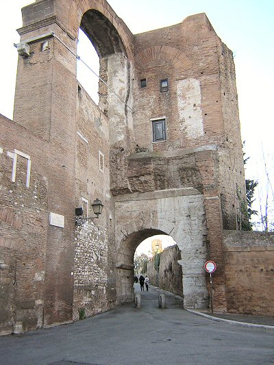 Arch of Dolabella