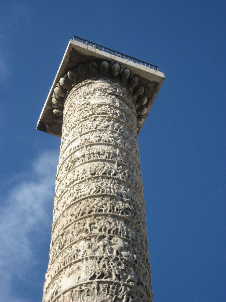 Column of Marcus Aurelius, relief (7)