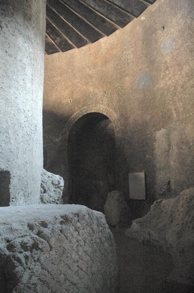 Mausoleum of Augustus, interior (2)