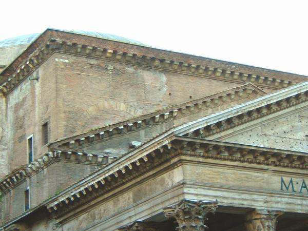 Pantheon (05), roofs