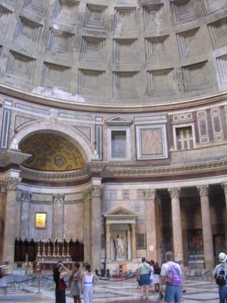 greek vs roman architecture essays