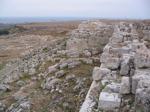 Euryalus, northern wall (2)