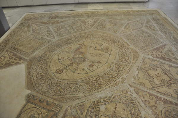 Beirut, Byzantine church floor