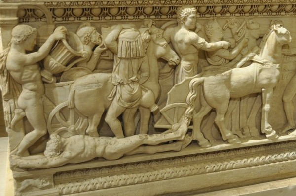 Tyre, Sarcophagus of Achilles (1)