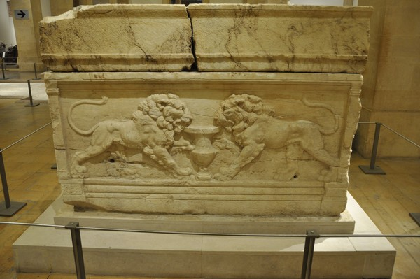 Tyre, Sarcophagus of Achilles (4)