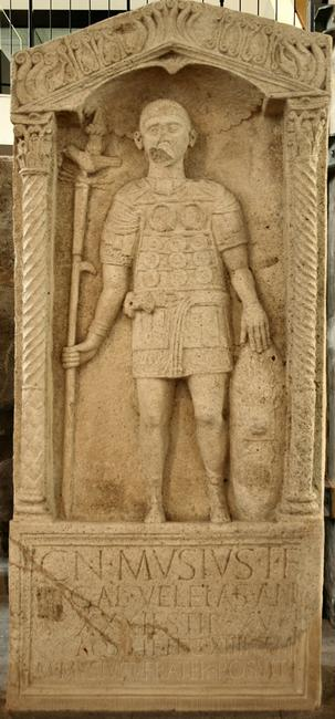Tombstone of Gnaeus Musius