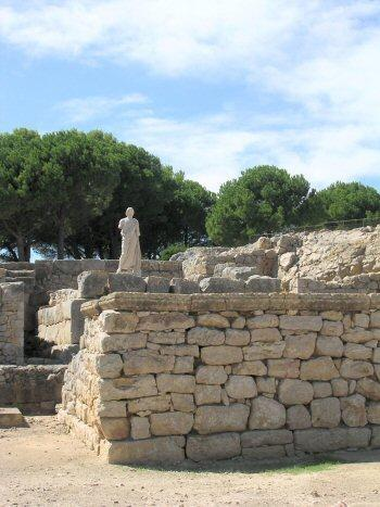 Neapolis, temple of Asclepius (1)