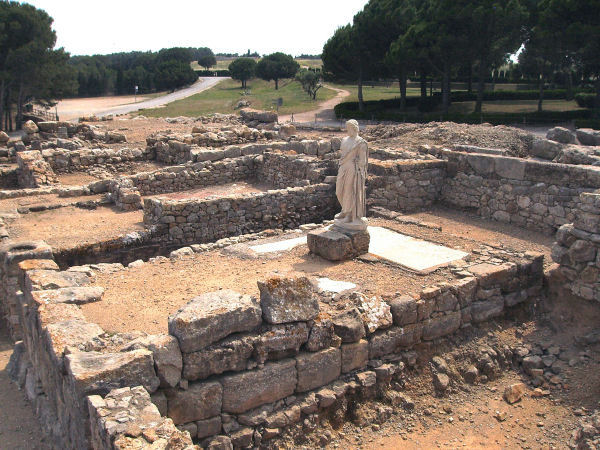Neapolis, temple of Asclepius (2)