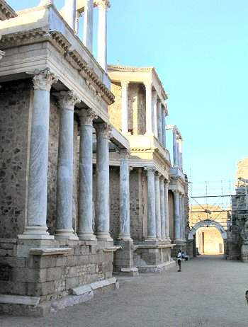 Merida, theater, stage (4)