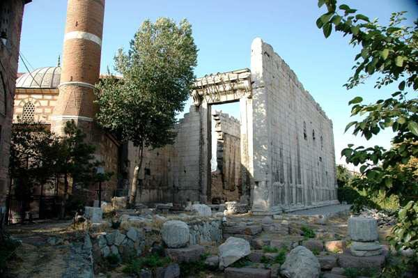Ancyra, Temple of Augustus