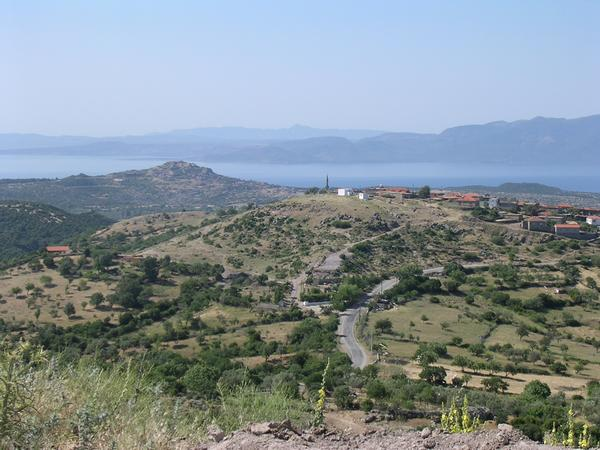 Assos and Lesbos