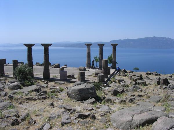 Assos, temple of Athena (1)