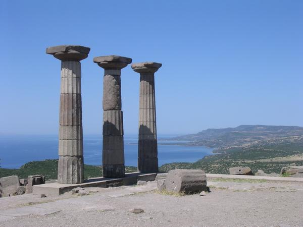 Assos, Temple of Athena (2)