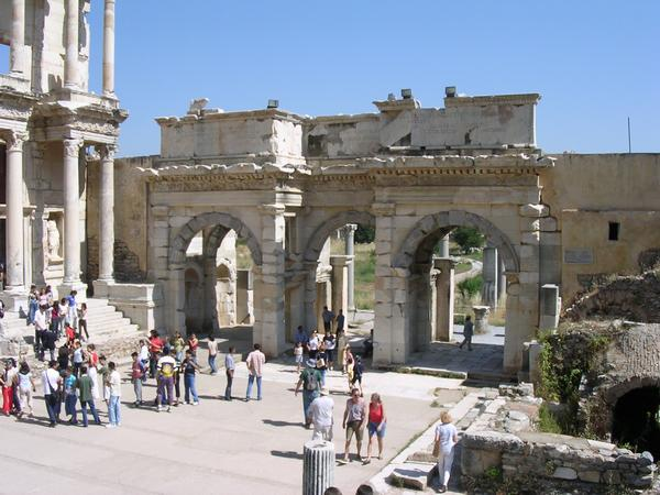 Ephesus, Gate of Mazaeus and Mithridates