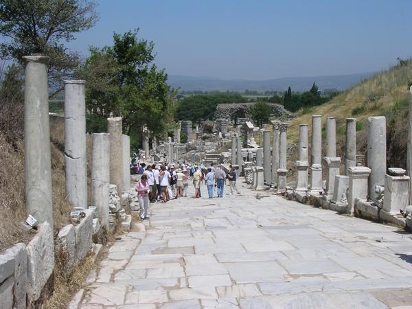 Ephesus, Street of the Curetes