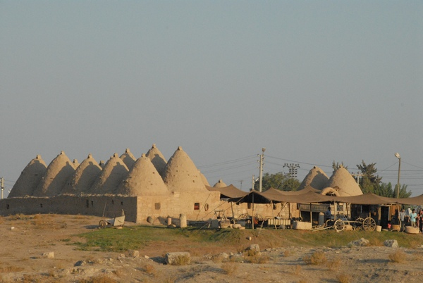 Harran, house
