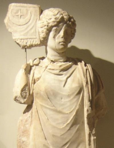Ephesus, Parthian Monument, Personification of Harran