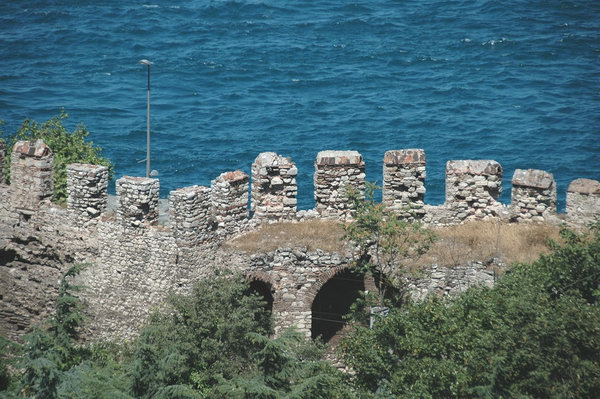 Constantinople, Sea walls NE