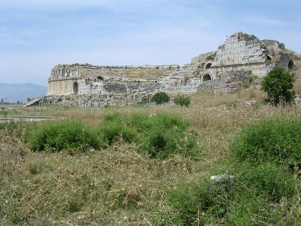 Miletus, theater (1)