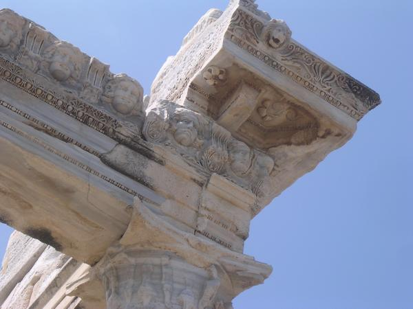 Side, temple of Apollo (3)