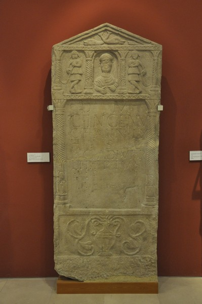 Tombstone of a soldier of II Adiutrix