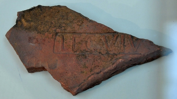 Chesters, Rooftile of VI Victrix