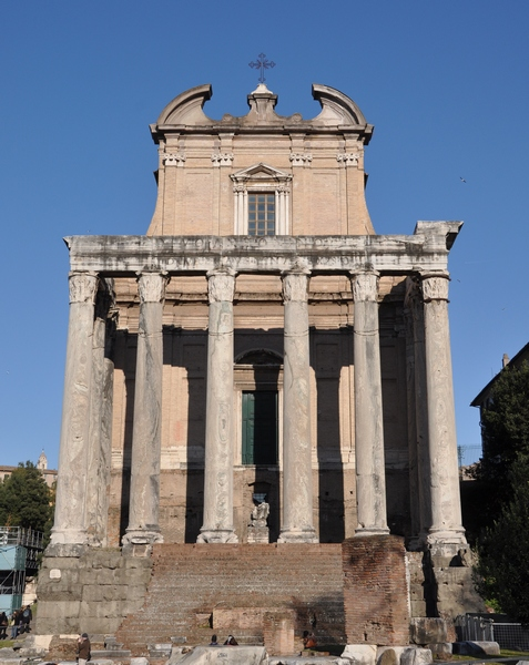 Temple of Faustina