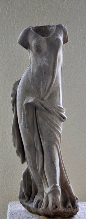 Statue of a dancer