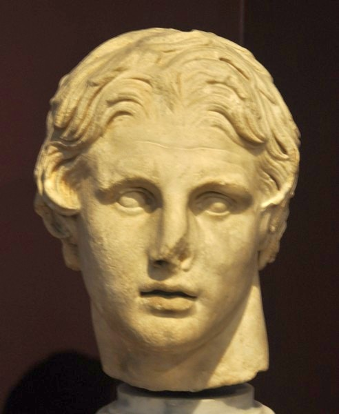 Alexander the Great (Pergamon)