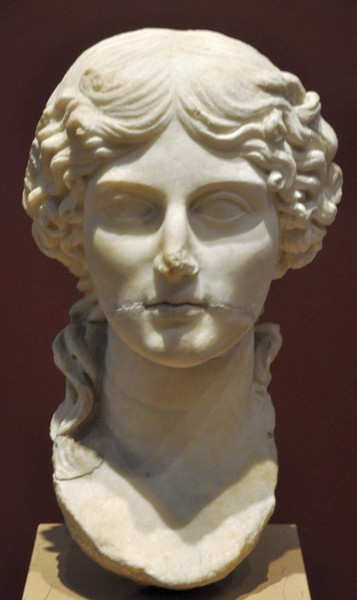 Pergamon, Portrait of Agrippina Maior