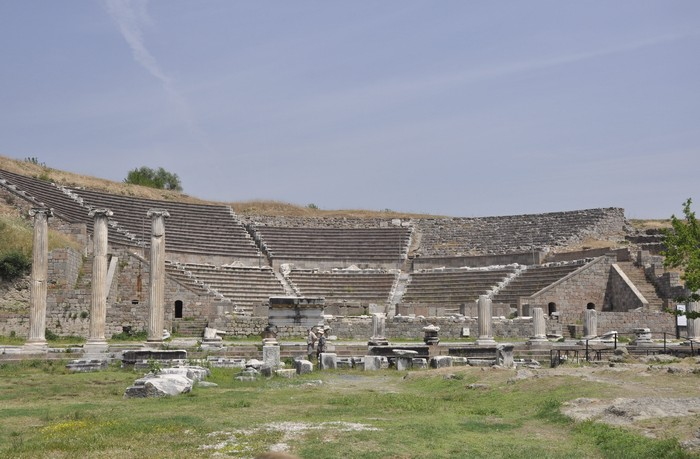 Asclepium, theater