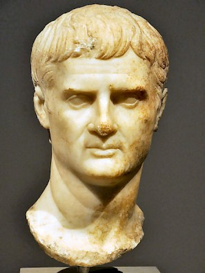 Bust of Agrippa