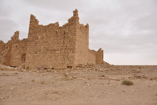 Qasr Bshir, southern tower