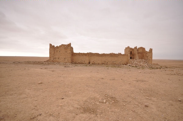 Qasr Bshir, outside (1)
