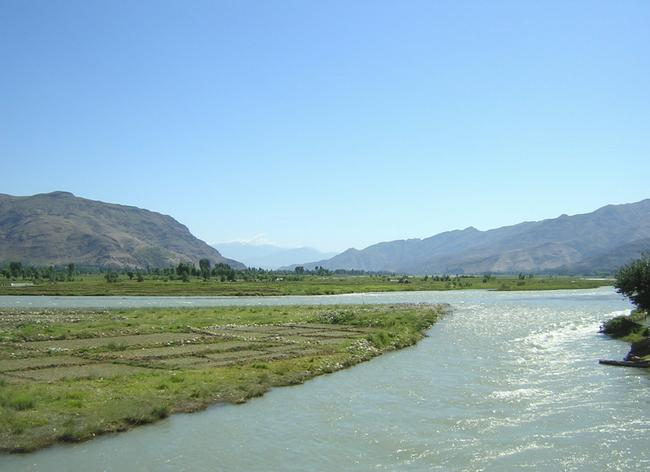 The Swat near Chakdarra (1)