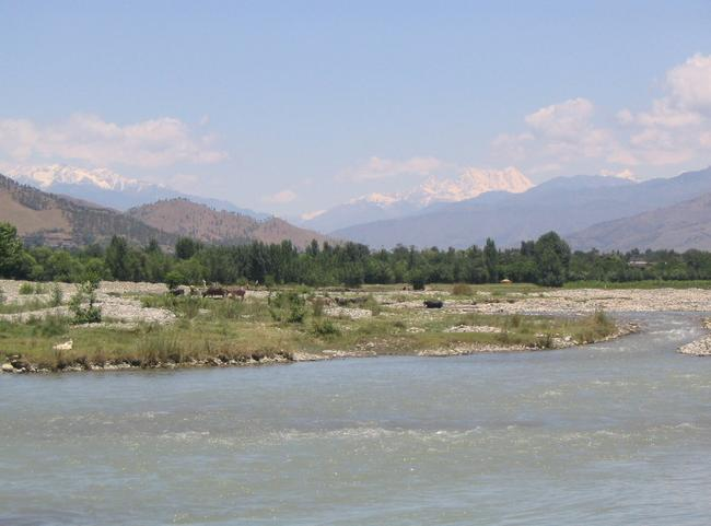 The Swat and the Hindu Kush