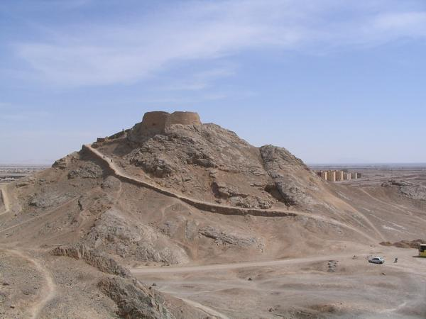 Yazd, SE-tower (1)