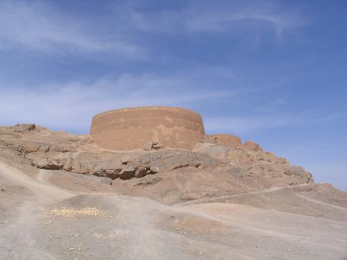 Yazd, NW-tower (1)