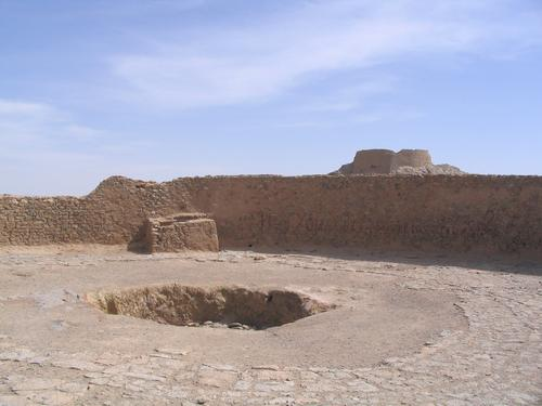 Yazd, NW-tower (2)
