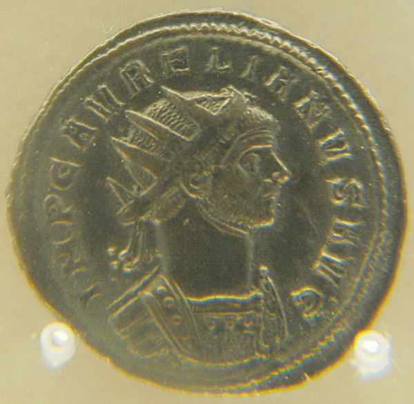Coin of Aurelian