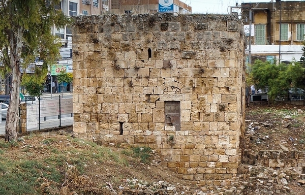 "Tyre, City, The so-called ""Tower of Hiram"""