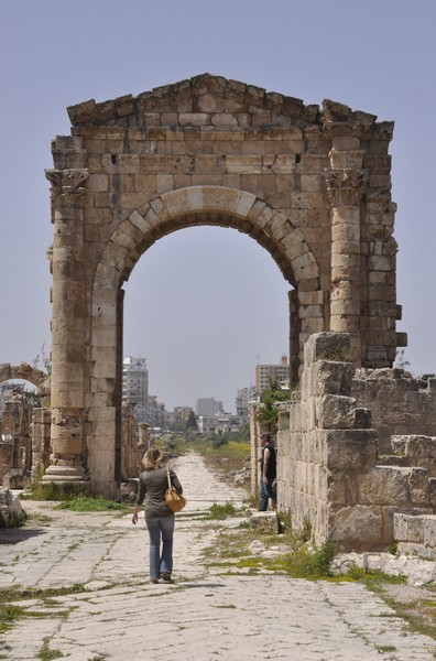 Tyre, Al-Bass, Arch of Hadrian, general