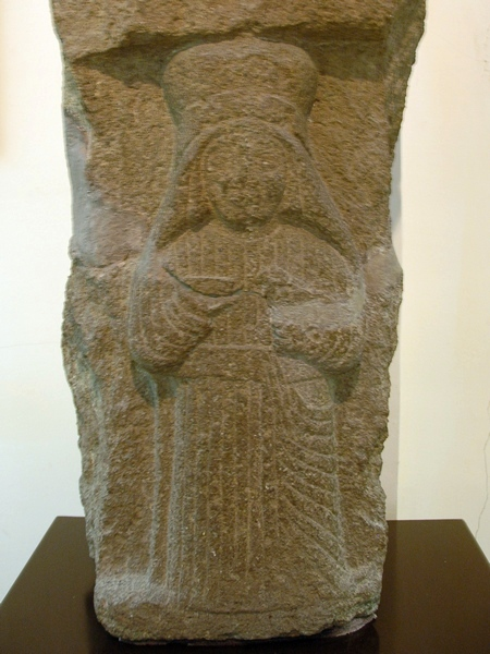 Gordium, Relief of the great Mother Goddess
