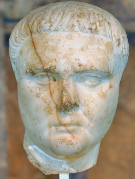 Roman official, first quarter of the second century