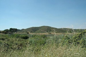 Panorama of Amphipolis