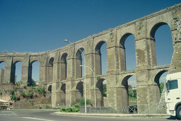 The aquaduct of Nepete