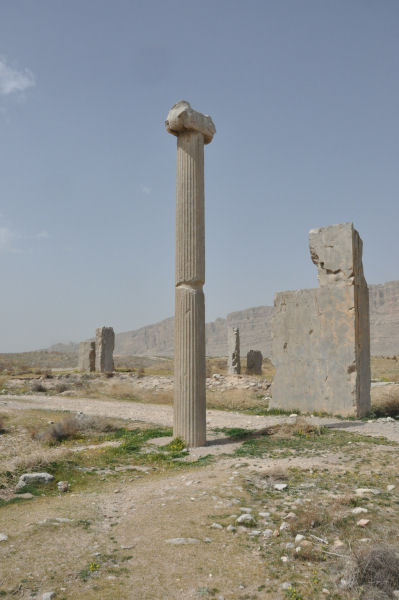 Istakhr, Column (from Persepolis)