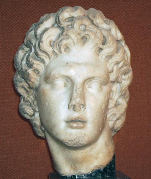 Alexander the Great (Italica)